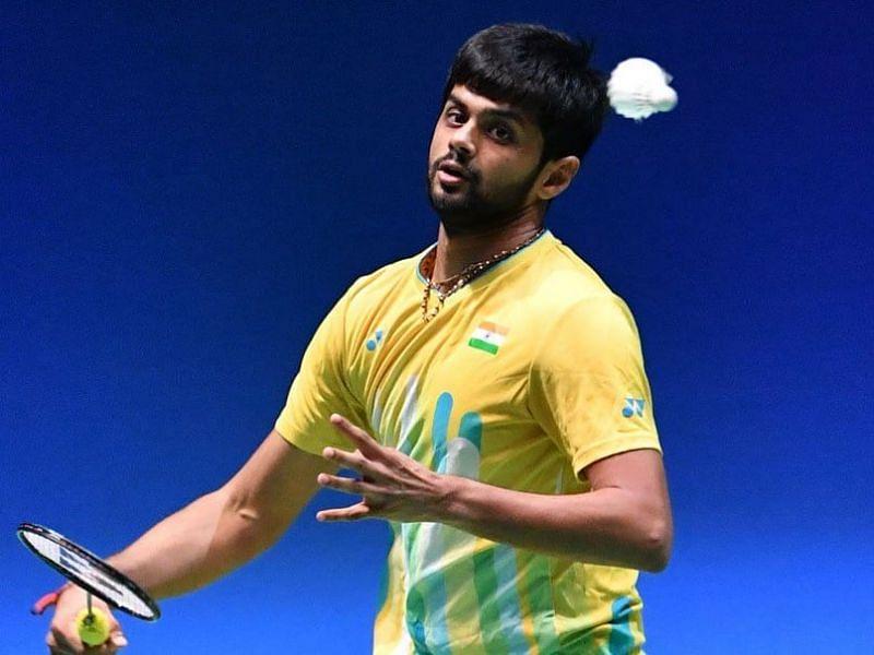 साईं प्रणीत की अगुवाई में भारत ने तहीति को आसानी से 5-0 से हरा दिया