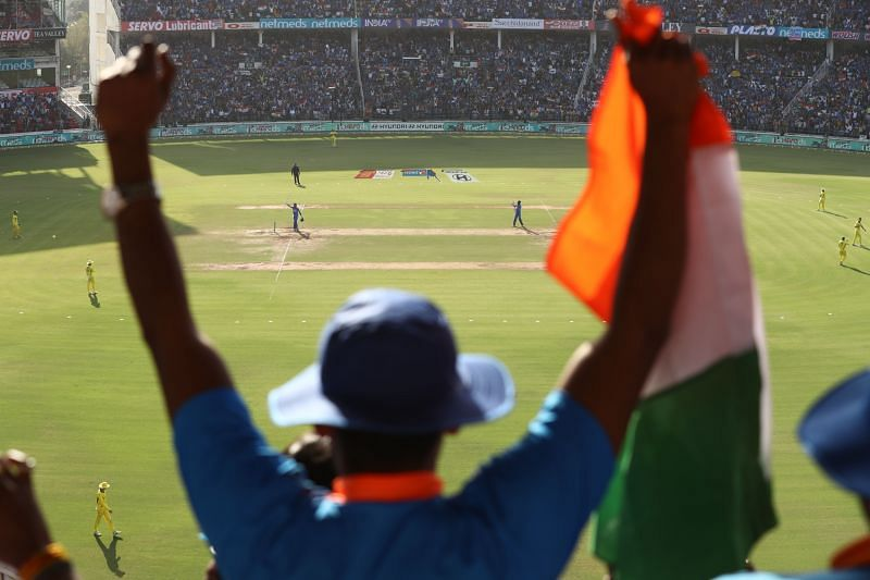 The Vidarbha Cricket Association Ground in Nagpur