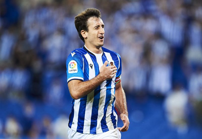 Real Madrid are locked in a battle with Barcelona for Mikel Oyarzabal.
