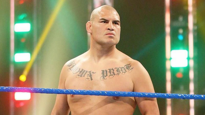 Former WWE Superstar Cain Velasquez is about to return to professional wrestling