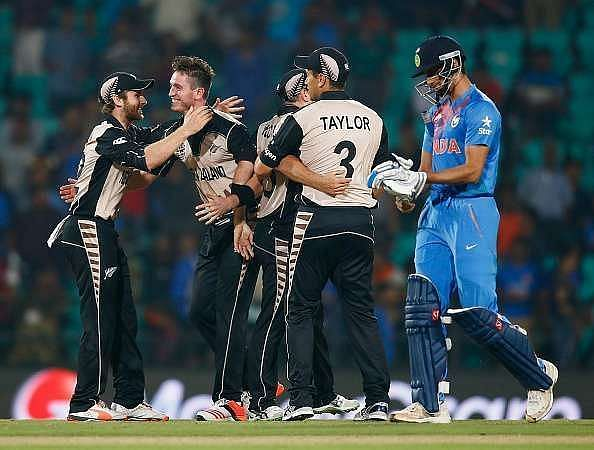 नागपुर में न्यूजीलैंड ने जीता कम स्कोर वाला मैच