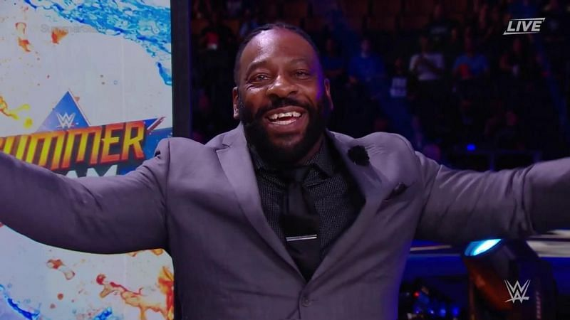 Booker T believes that WWE will not back down from a fight against AEW