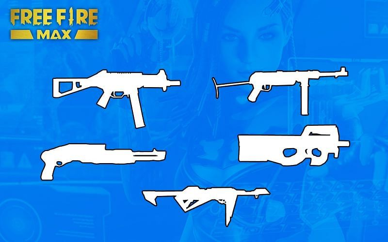 The best SMGs for short-ranged fights (Image via Sportskeeda)