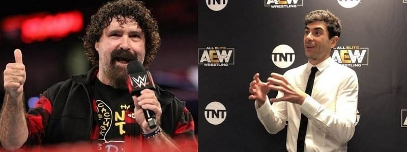 Mick Foley has a special request for Tony Khan