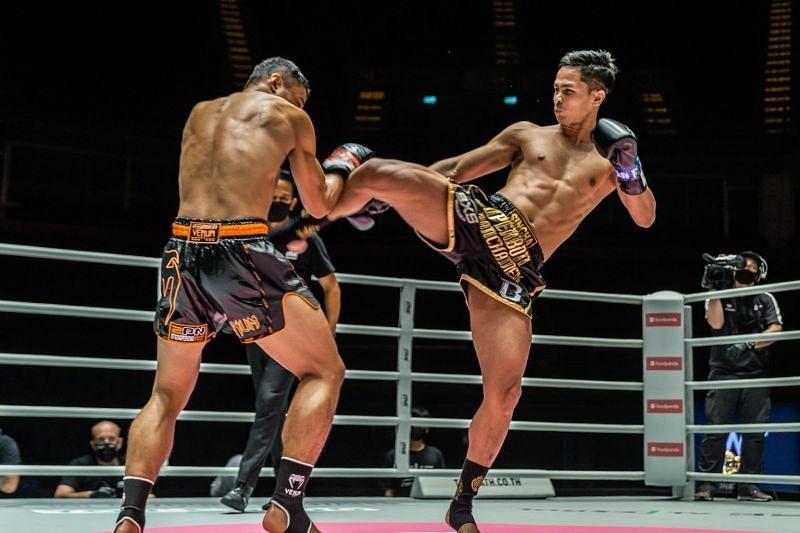 'Superbon' will fight Giorgio Petrosyan in ONE: First Strike