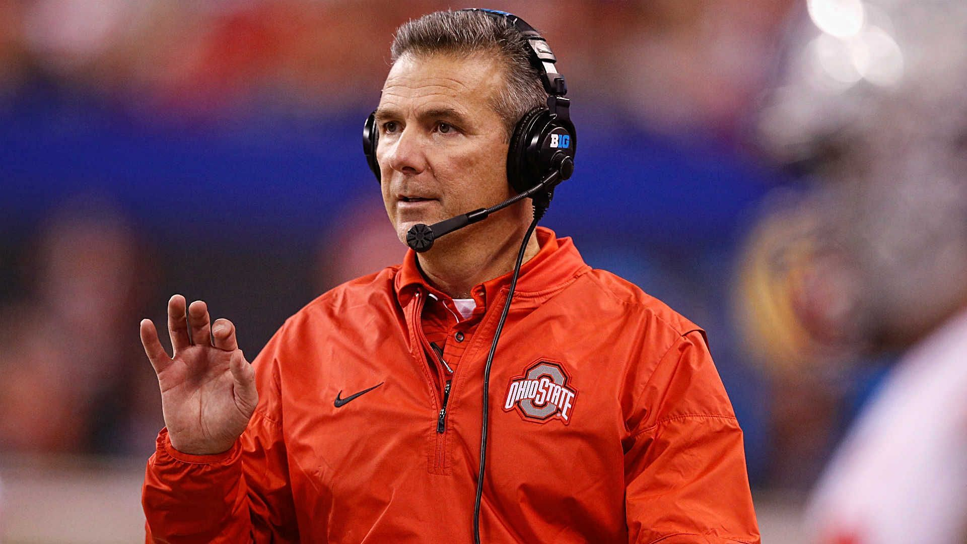 The Urban Meyer and Cayman Nebraska controversy continues to rage (Image via Getty Images)