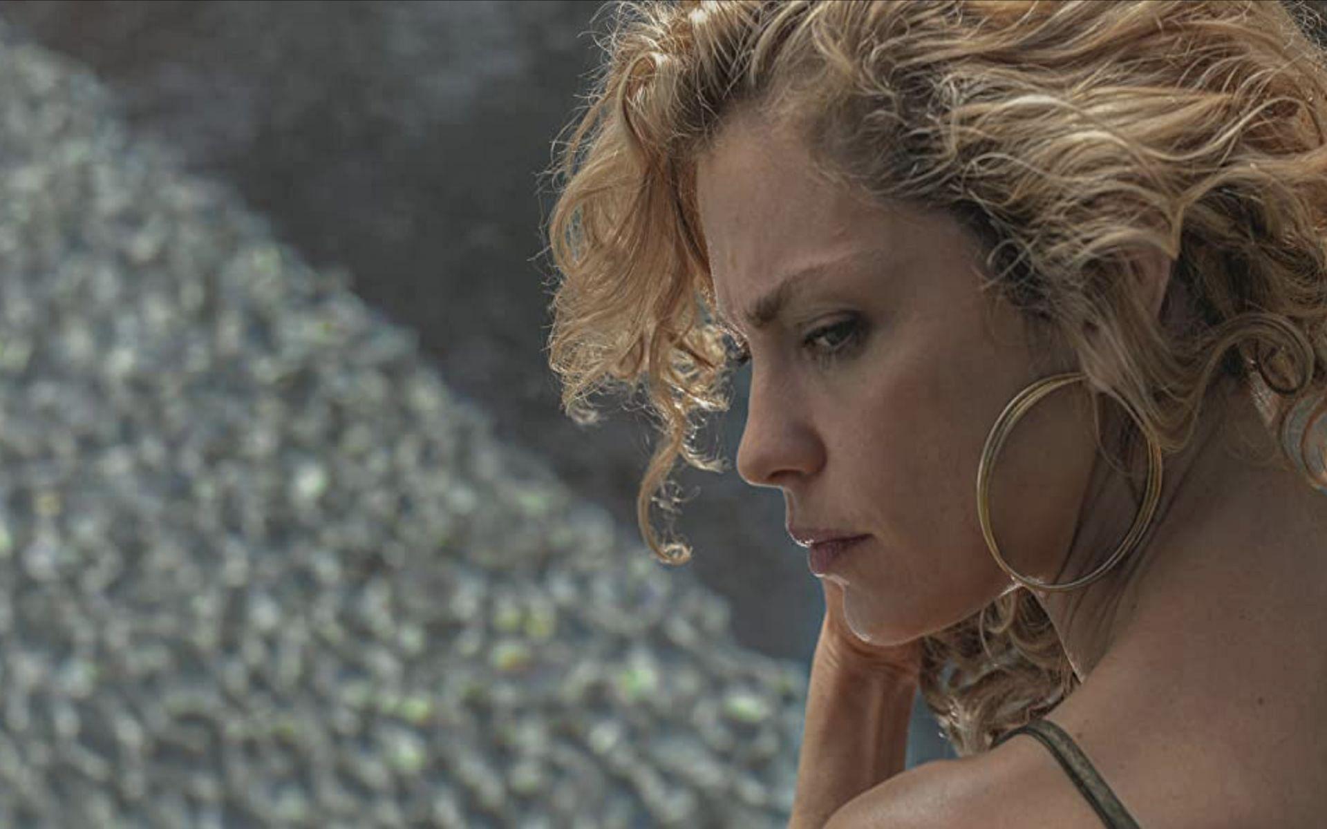 Still from Netflix's Fever Dream starring Dolores Fonzi (Image via IMDb)