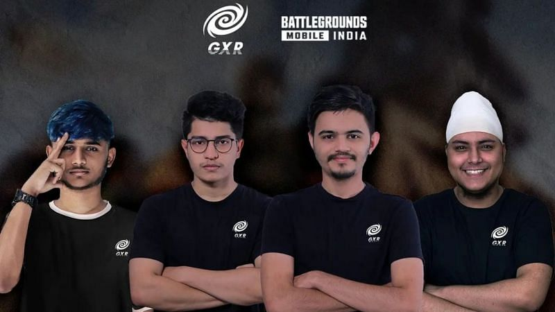 Galaxy Racer announces new BGMI roster (Image via Galaxy Racer India)