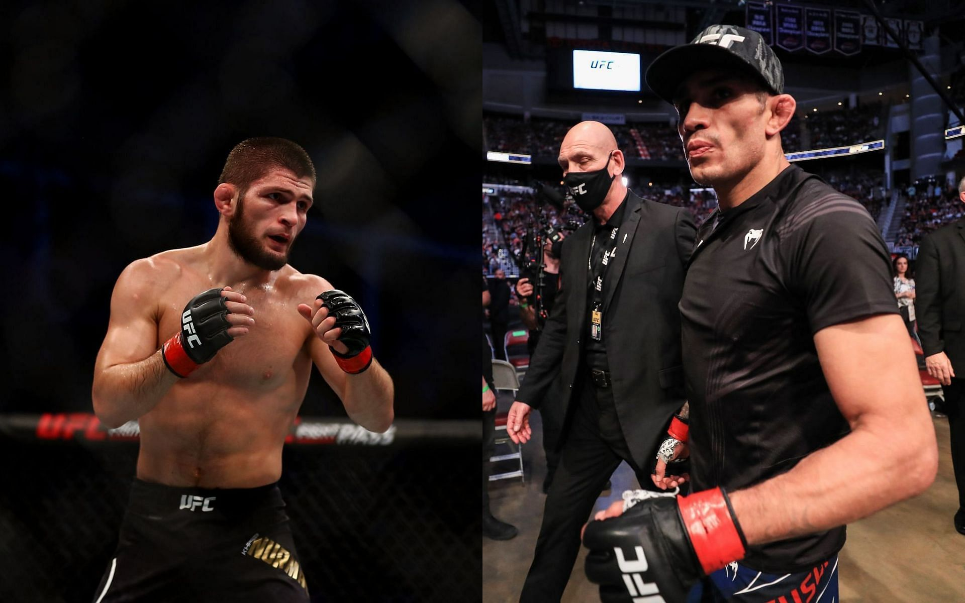 Tony Ferguson takes a look back at the infamous cancelled fight between himself and Khabib Nurmagomedov at UFC 209