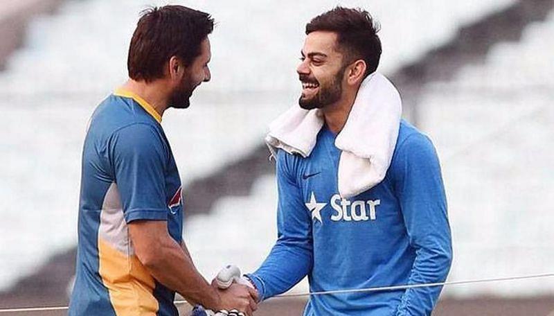 पूर्व बल्लेबाज शाहिद अफरीदी ने भी विराट कोहली की इस बल्लेबाजी के कसीदे पढ़ें हैं