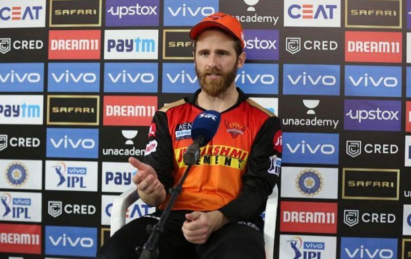 विलियमसन ने हार के कारणों का भी जिक्र किया (फोटो - IPL)