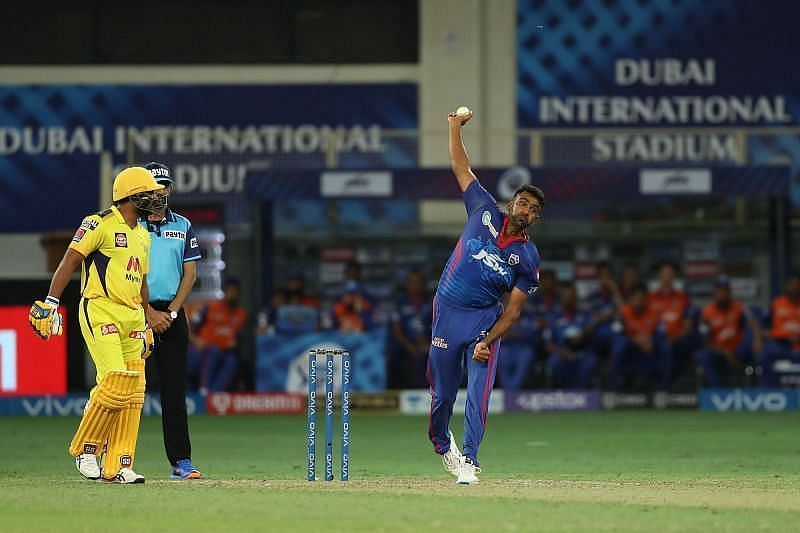 अश्विन ने 12 मैचों में कुल 5 विकेट हासिल किये हैं (Photo - IPL)