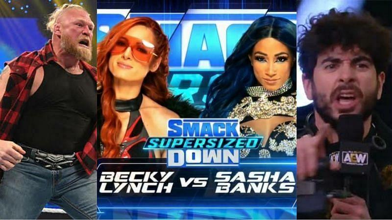 WWE SmackDown का इस हफ्ते का एपिसोड होगा धमाकेदार
