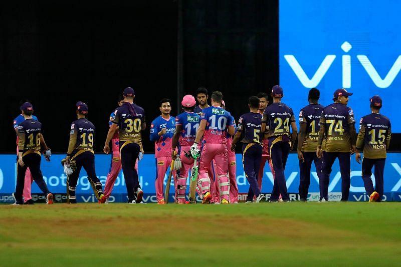 केकेआर vs राजस्थान रॉयल्स (Photo Credit - IPLT20)