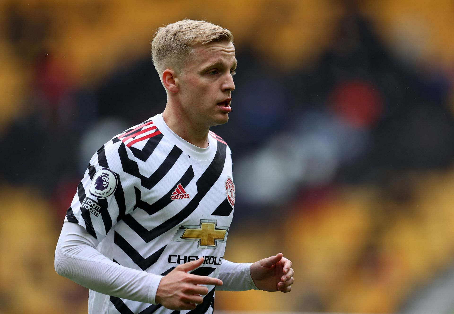 United are ready to let Donny van de Beek leave Old Trafford on loan in January.