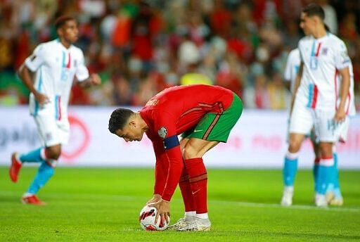 Portugal received two penalties inside five first-half minutes.
