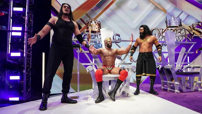 Is Jinder Mahal your next WWE King of the Ring?