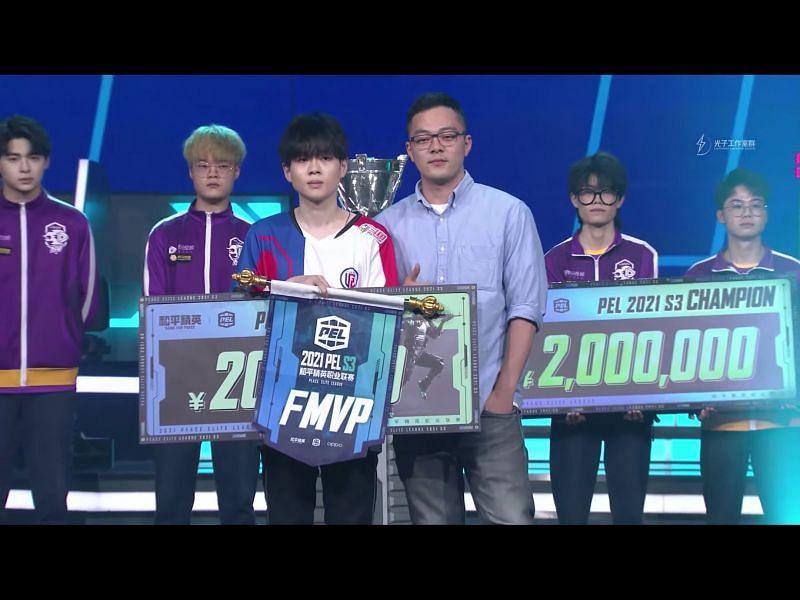 LGD ChengC foi o MVP das finais (imagem via PEL)