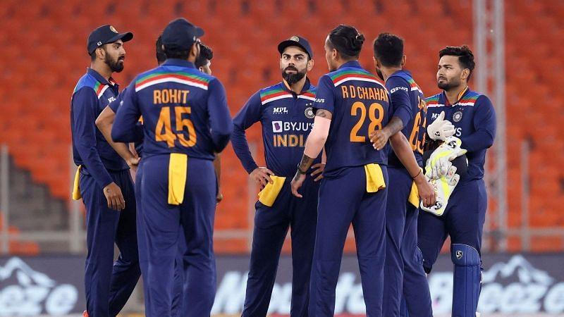 भारतीय टीम की घोषणा पिछले महीने हुयी थी