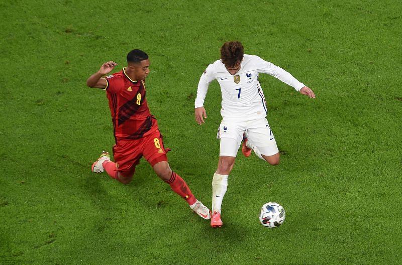 बेल्जियम बनाम फ्रांस –  UEFA नेशंस लीग 2021 सेमी-फ़ाइनल