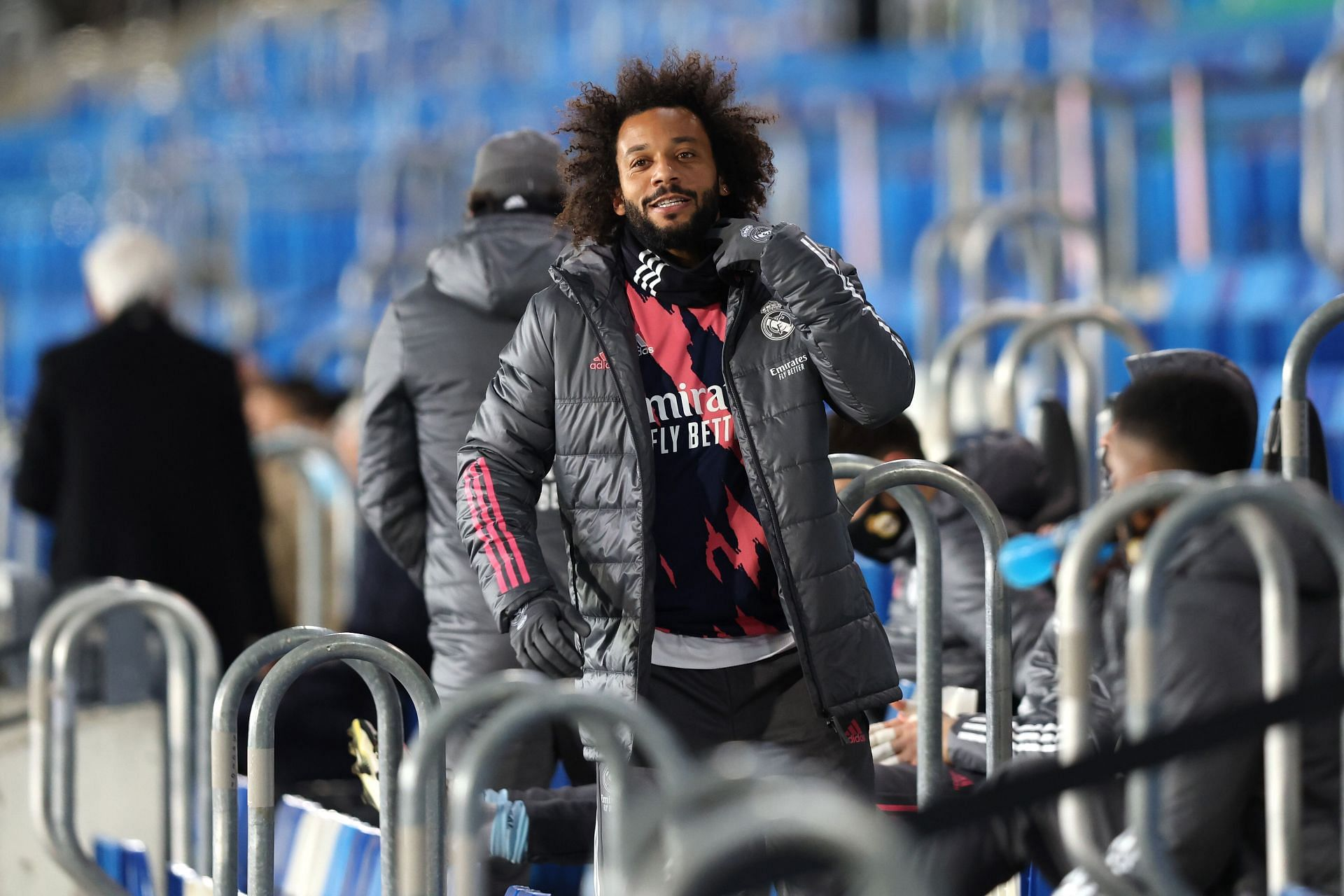 Fluminense are looking to sign Marcelo once his contract with Real Madrid runs out.