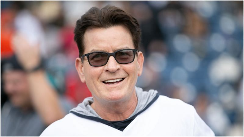 About Charlie Sheen