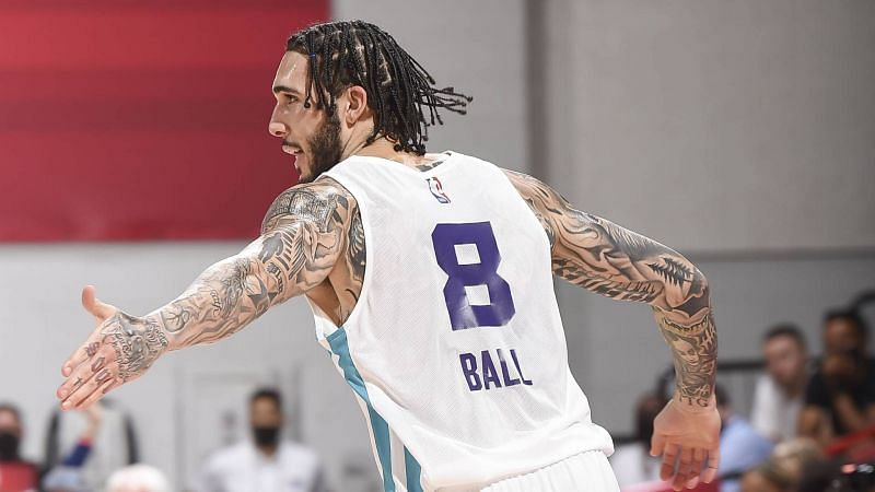 LiAngelo Ball could become a potential selection in the G-League Draft