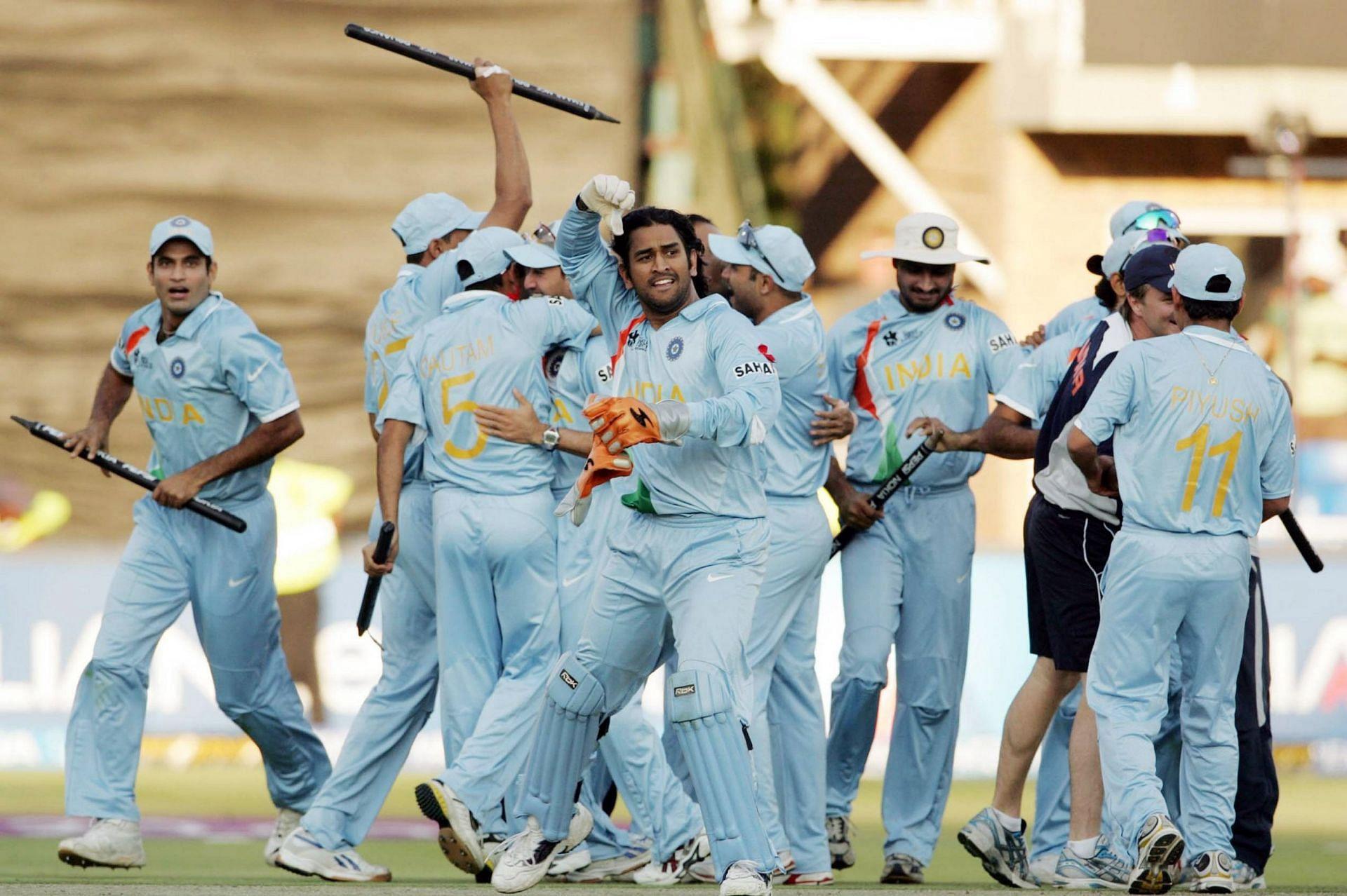 भारत ने उस समय टी20 वर्ल्ड कप में जीत दर्ज की थी