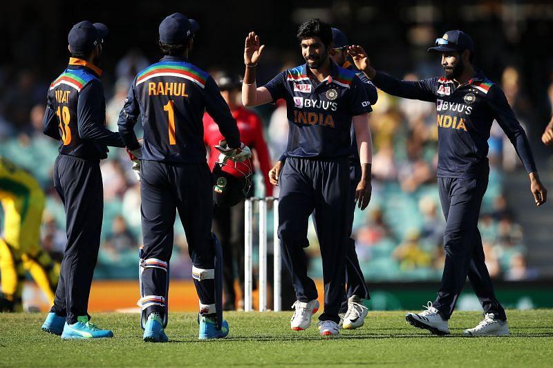 टी20 विश्व कप के लिए भारतीय टीम नई जर्सी पहनकर उतरेगी