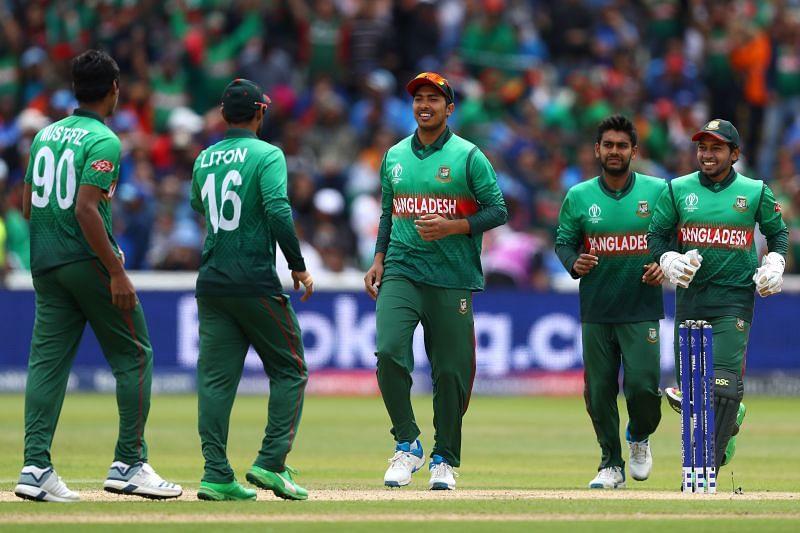 Bangladesh vs India - ICC Cricket World Cup 2019
