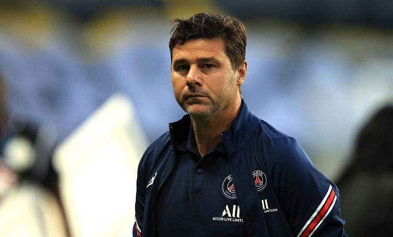PSG manager Mauricio Pochettino