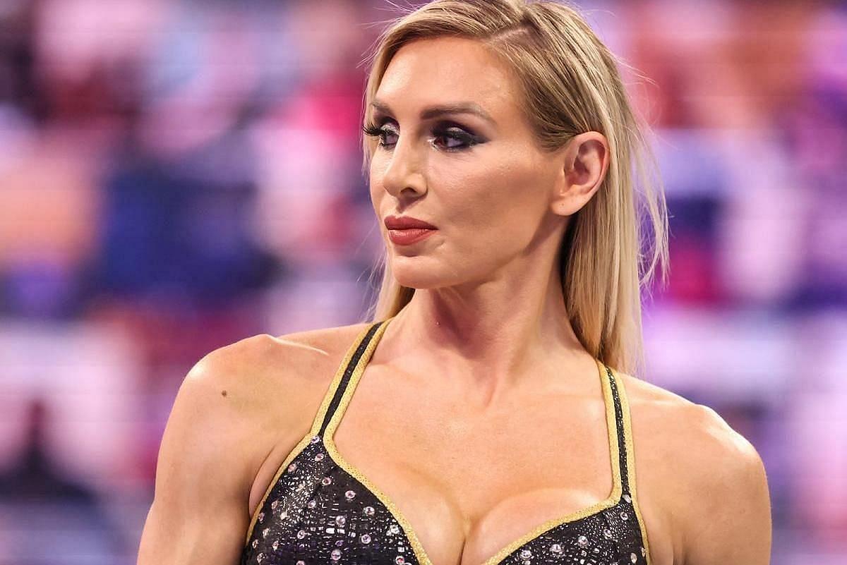 SmackDown Women's Champion Charlotte Flair