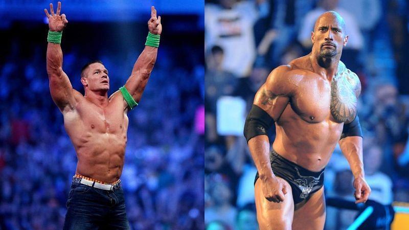 WWE में जॉन सीना इन सुपरस्टार्स को केवल एक बार हरा पाए