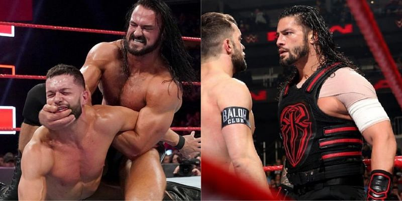 WWE Raw में एक धमाकेदार मैच देखने को मिला था