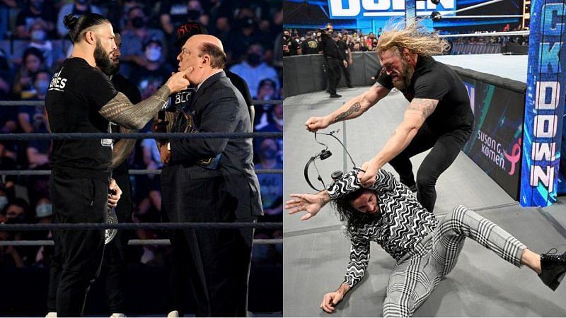 WWE SmackDown का इस हफ्ते शानदार एपिसोड देखने को मिला
