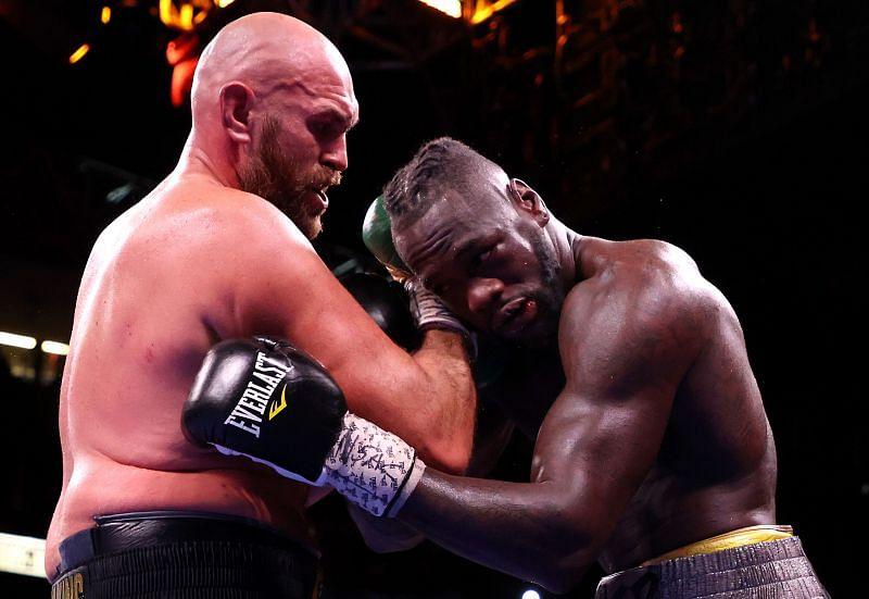 Top Rank Boxing's Tyson Fury vs Deontay Wilder 3