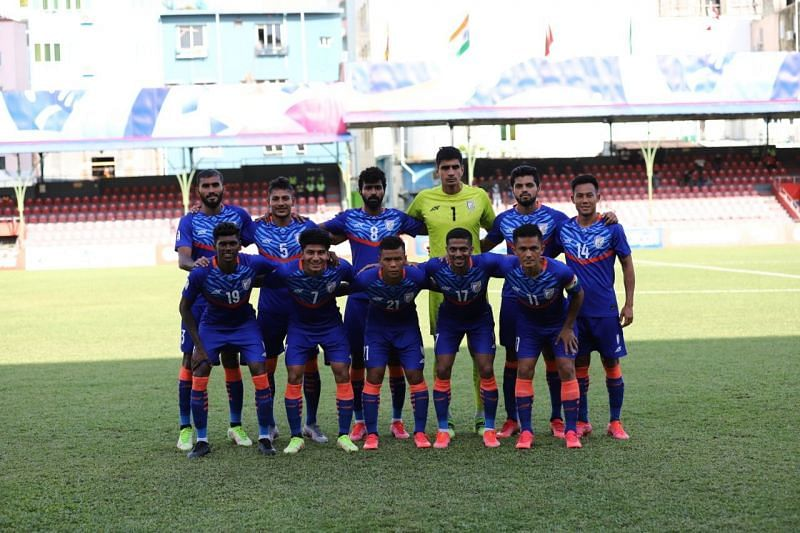 India got their first victory of the SAFF Championship today