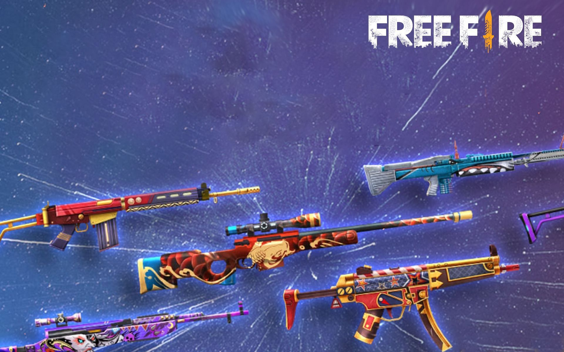 Legendary gun crates are available for 50% on 14 October 2021 (Image via Free Fire)