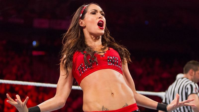 Brie Bella isn't thrilled with the current state of the WWE women's division.