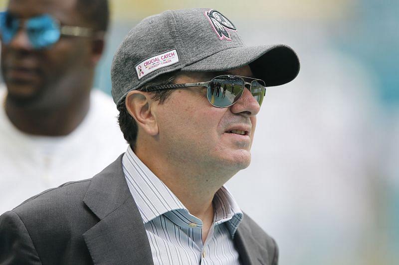 Washington Redskins owner Dan Snyder