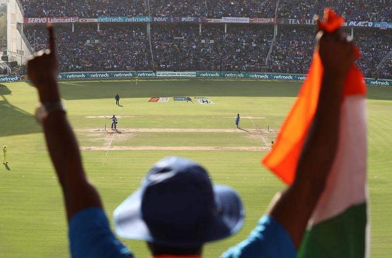 Vidarbha Cricket Association Ground in Nagpur