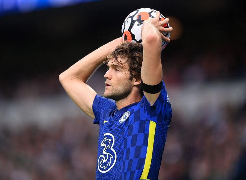 Inter Milan are preparing a summer move for Marcos Alonso.