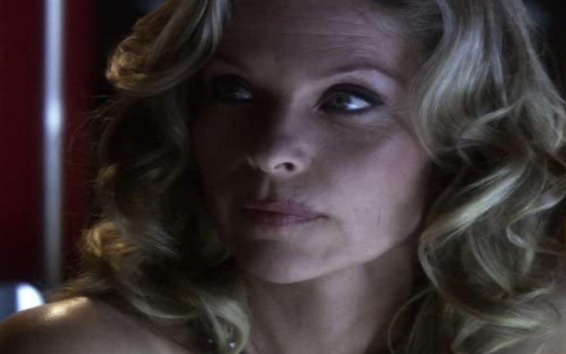 Kate Vernon in Battlestar Galactica, 2004 (Image via IMDb)