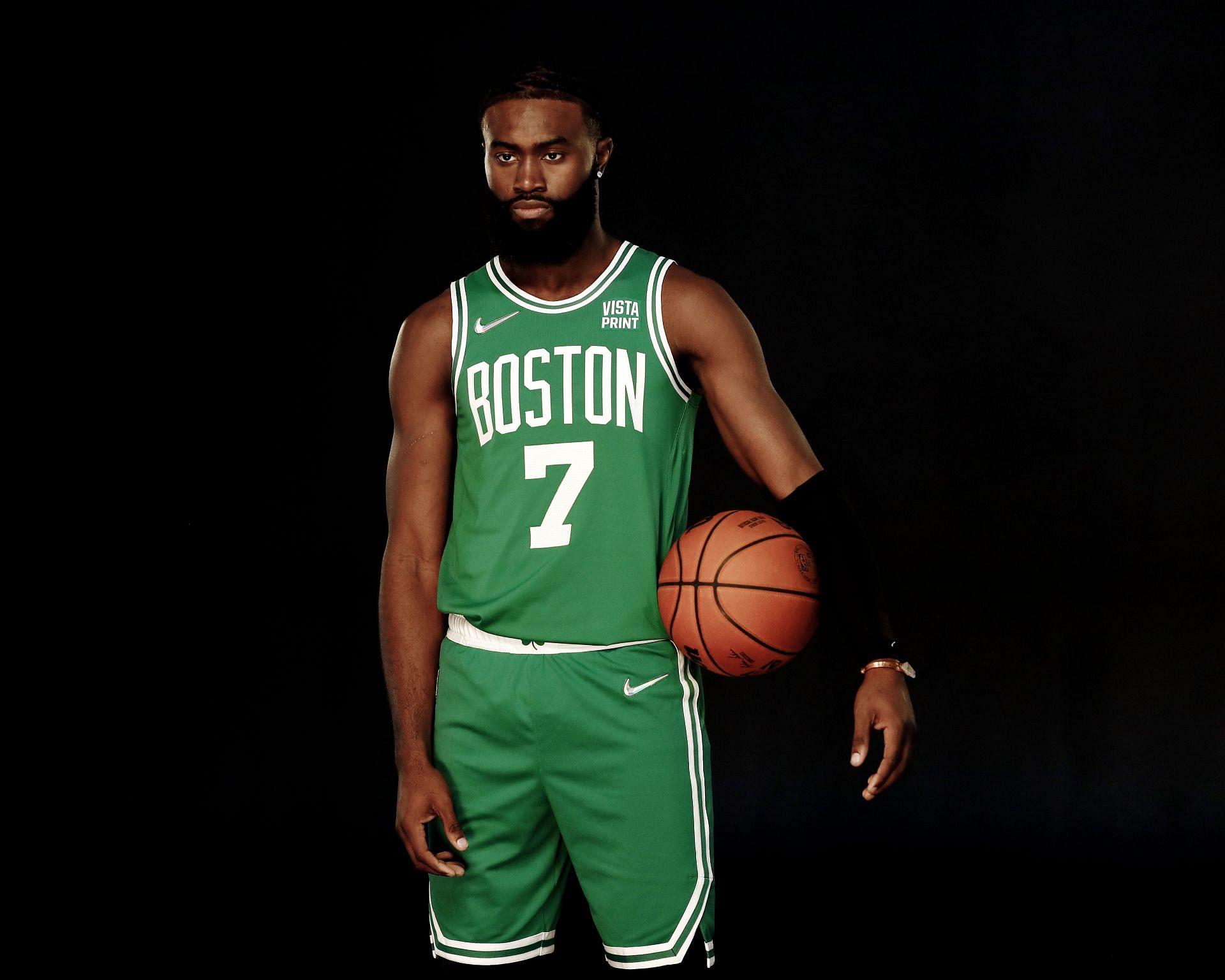 Boston Celtics All-Star Jaylen Brown