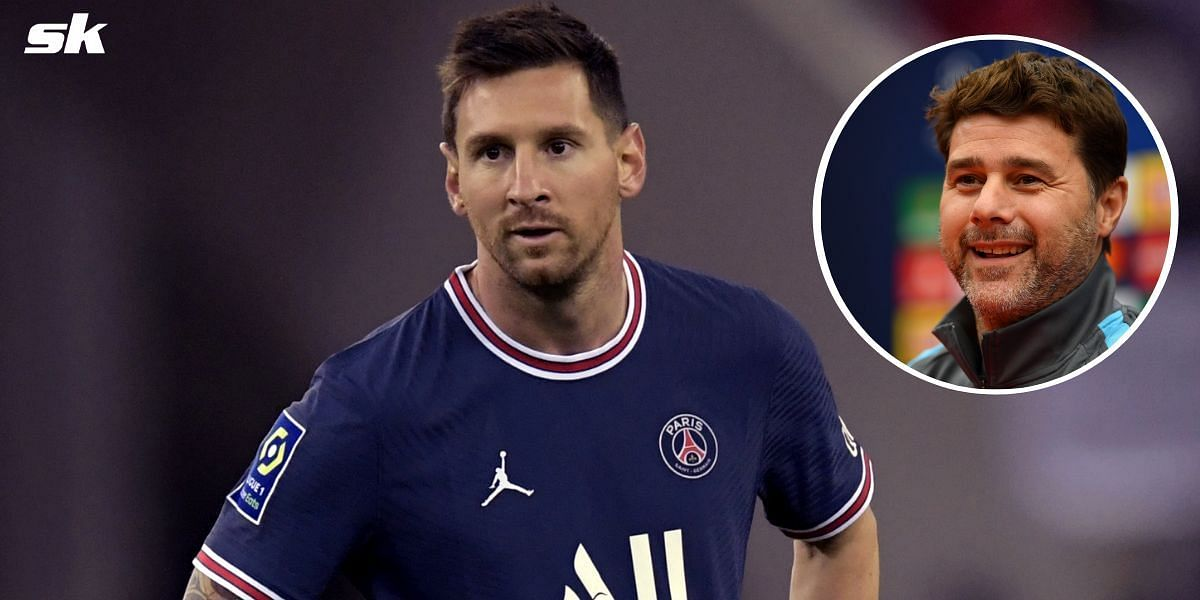 Mauricio Pochettino has opened up on Lionel Messi's PSG transfer