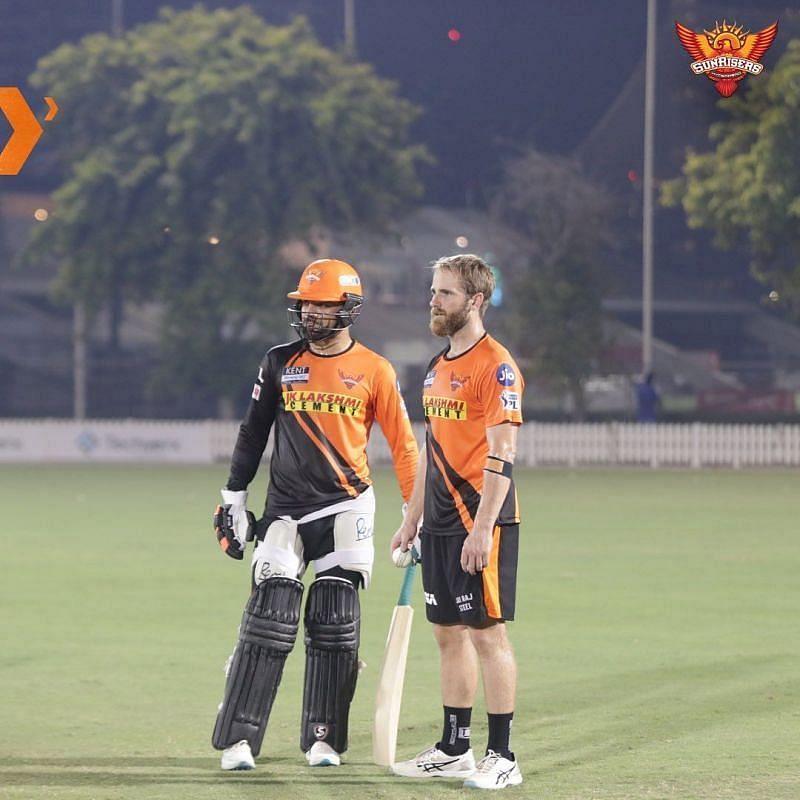 सनराइजर्स हैदराबाद आईपीएल 2021 की अंक तालिका में आखिरी स्थान पर रही