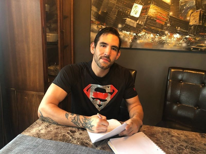 Dustin Joynson looks to create some noise in his ONE Championship debut