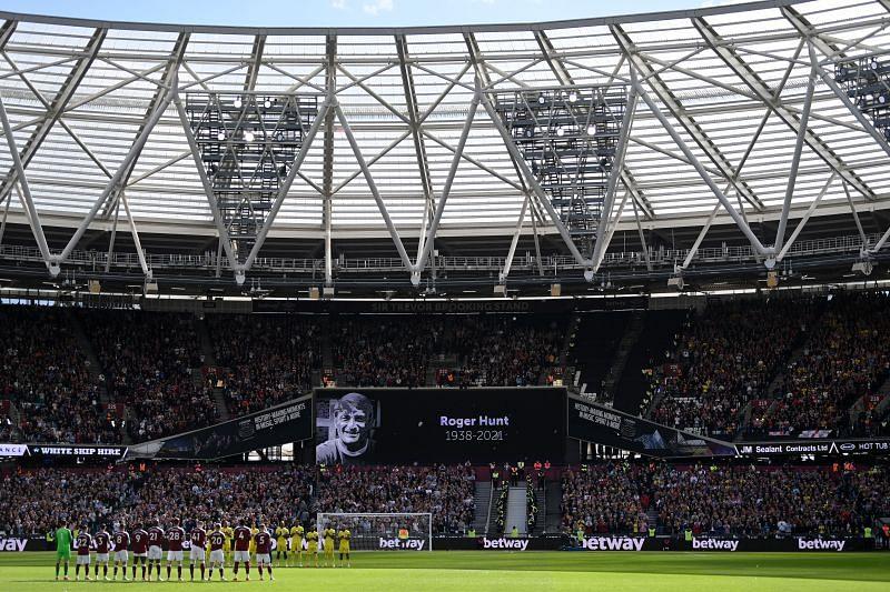 West Ham United v Brentford - Premier League