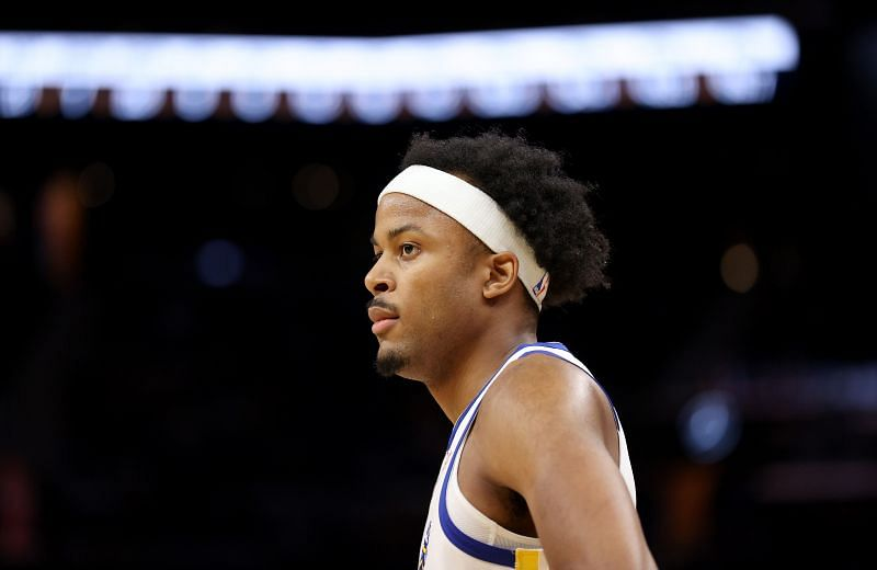 Moses Moody could become an intriguing part of the Warriors rotation.