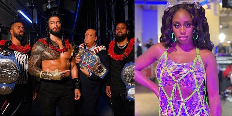 WWE को ब्लडलाइन में नेओमी को जोड़ना चाहिए